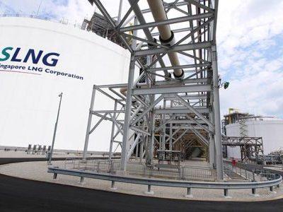 싱가폴 LNG 프로젝트 AUT검사 수주